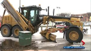 City of Edmonton say it's prepared for winter weather